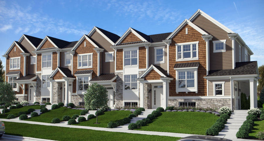 5 New Row Homes - Starting at $ 377,080